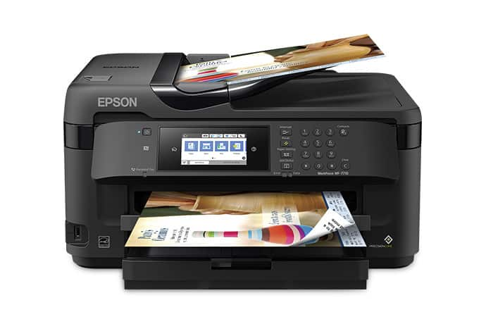 Best Printer for Sticker Printing