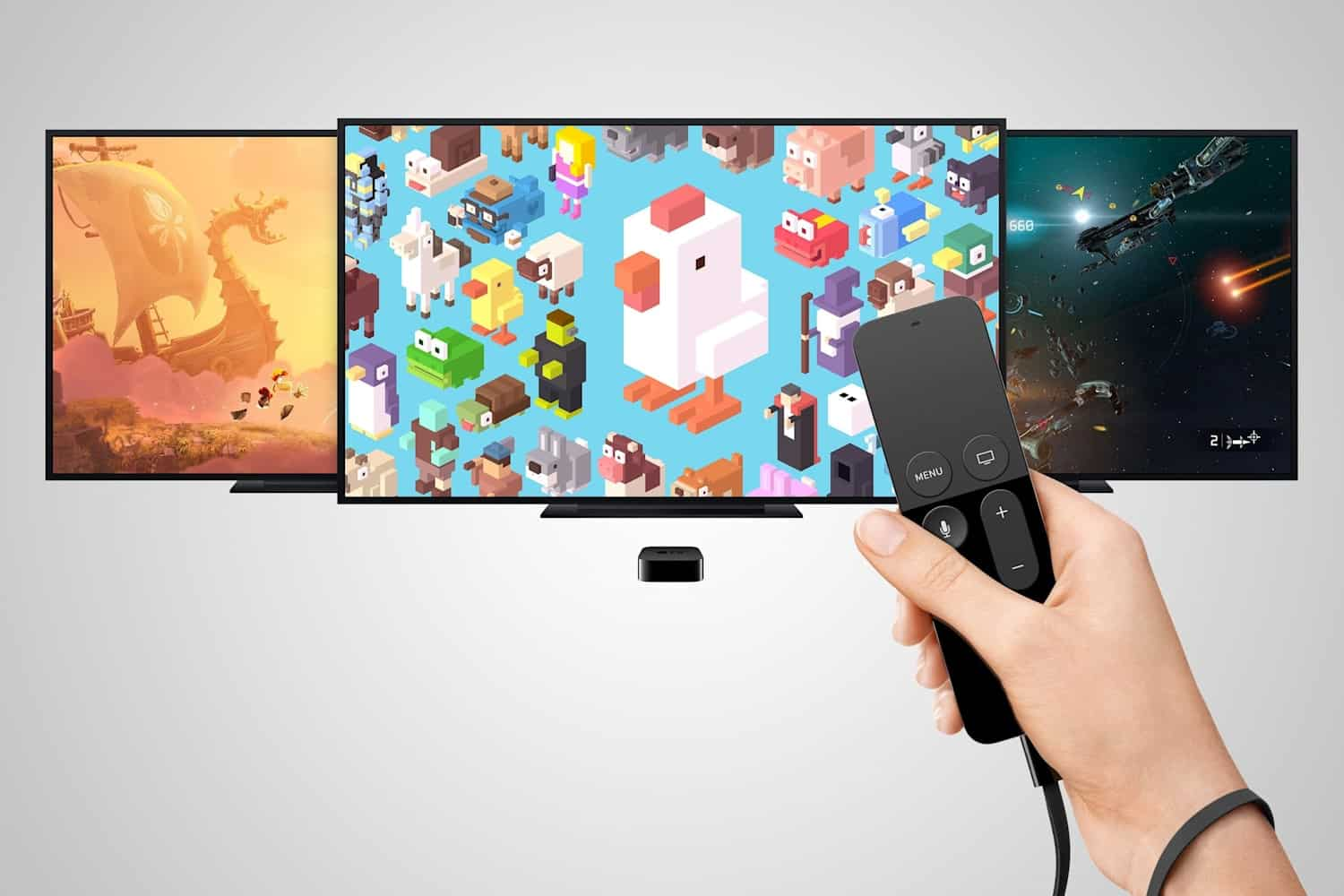 best apple tv games to try