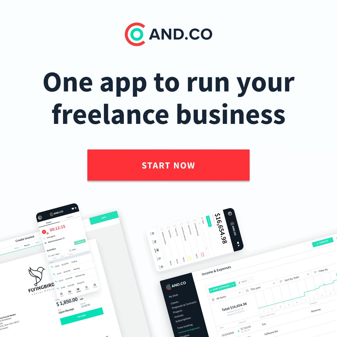 Ultimate Freelancer Suite by AND.CO