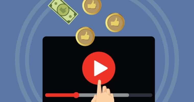 how to make money at youtube